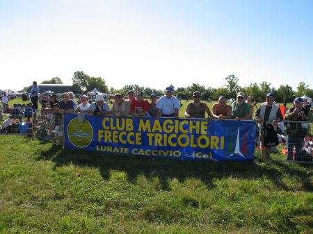 50' Frecce Tricolori
